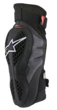 ALPINESTARS SEQUENCE KNEE PROTECTOR BLACK/RED